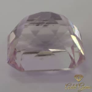 Morganite 6,70 ct Naturelle non chauffée de Madagascar