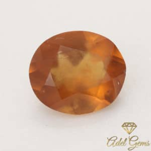 Grenat Hessonite 2,55 cts Naturel de Madagascar