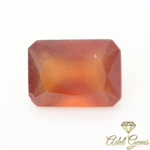 Grenat Hessonite 3,95 cts Naturel