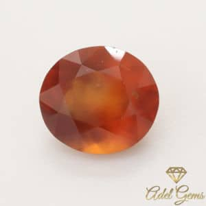 Grenat Hessonite 4,10 cts Naturel de Madagascar