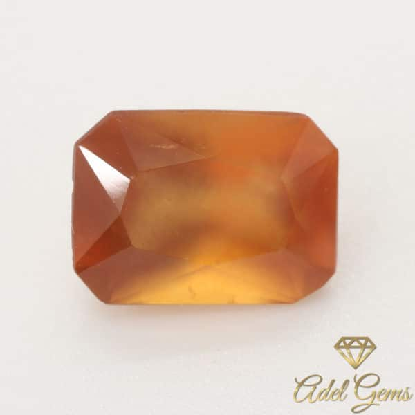 Grenat Hessonite 4,90 cts Naturel de Madagascar