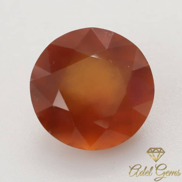 Grenat Hessonite 6,50 cts Naturel de Madagascar