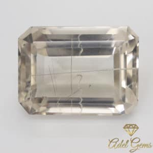 Quartz Rutile 64,85 cts Naturel de Madagascar