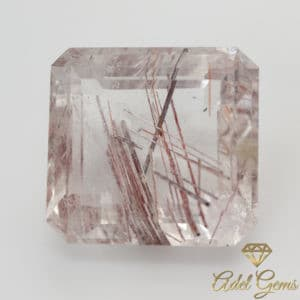 Quartz Rutile 54,25 cts Naturel de Madagascar